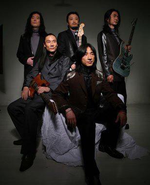 唐朝乐队-中国摇滚乐队