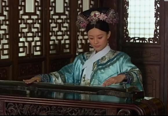 古筝曲谱甄嬛传