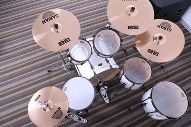 架子鼓六连音节奏型练习教程
