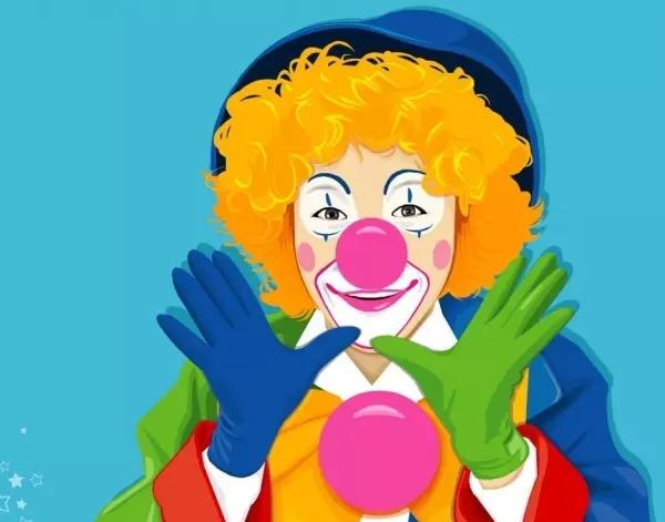 幼儿手工制作纸筒小丑娃娃