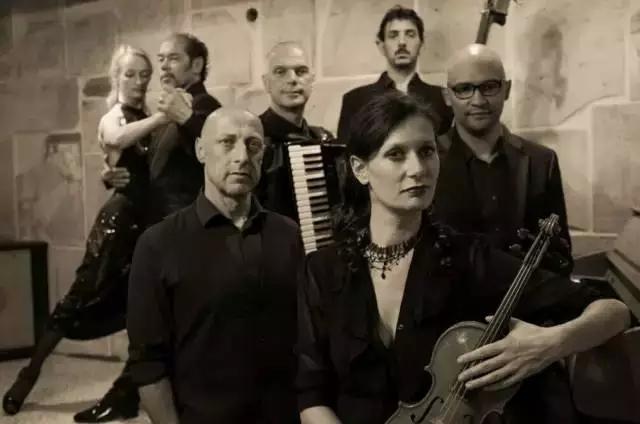 荷兰超级探戈五重奏乐队音乐会