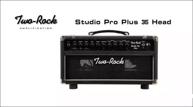 便携混合体-Two Rock Studio Pro Plus 35 Head