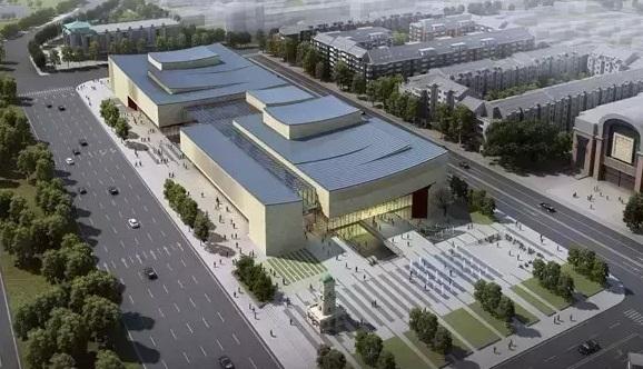 历经四年建设,北京首家专业音乐剧剧场天桥艺术中心将于11月20日开幕,成为继国家大剧院之后,北京第二座现代化剧场集合体,而值得期待的是,天桥艺术中心的开幕大戏锁定为国际著名音乐剧大师安德鲁劳埃德韦伯的作品《剧院魅影》,目前该剧已经开始在艺术中心的大剧场内进行装台。  北京天桥艺术中心大剧场是北京第一家专业音乐剧场,玫瑰酒红色墙壁和香槟金顶面营造出西式剧院的华丽氛围,紧扣大剧场国际级音乐剧的主题定位。同时在细节上采用了中国传统建筑符号的抽象变形,适当予以点缀,为整体效果增加了一些东方气质。大剧场共