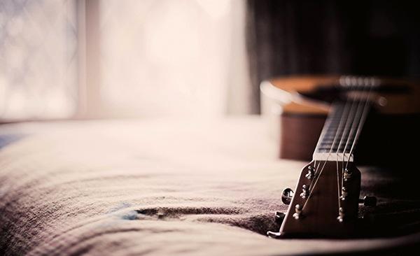 关于吉他的的微信头像