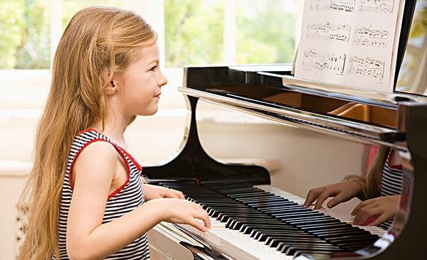 学钢琴的步骤图解