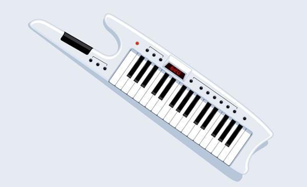 关于双排键电子琴的一些基本演奏方法(五)图片