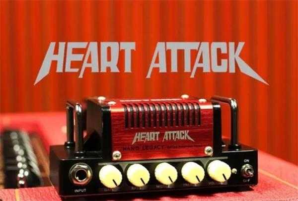 Hotone Heart Attack —以小敌大