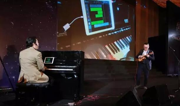 珠江钢琴艺术教育战略发布盛典闪耀榕城