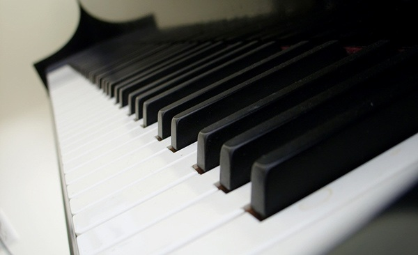 2017可爱文字框钢琴