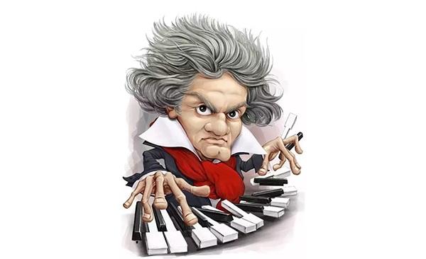铃声的钢琴曲谱