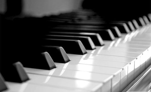 钢琴拼豆立体图纸