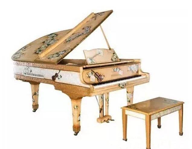 新品:温克尔曼手绘艺术钢琴