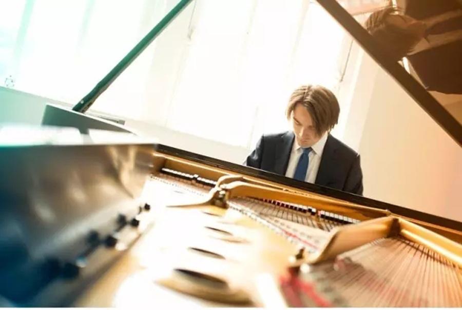 吉尔伯特与纽约爱乐乐团音乐会