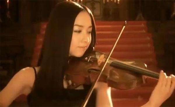宫本笑里小提琴
