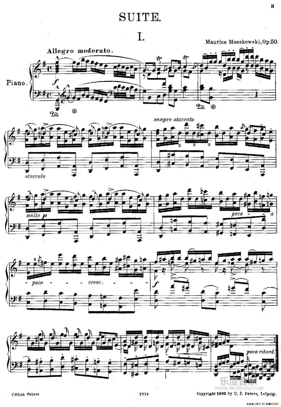 Suite in G Major Op.50(G大调组曲·Ⅰ).jpg